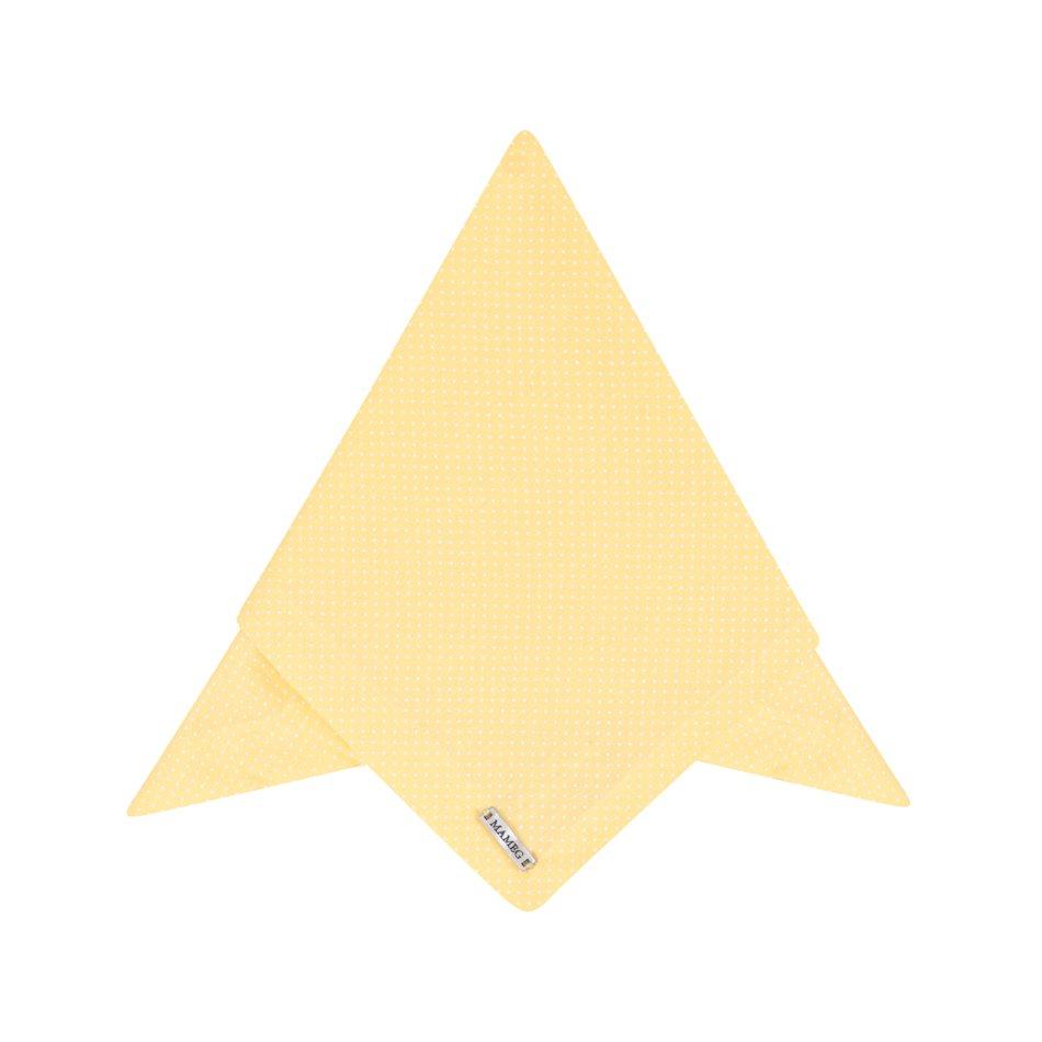 Guardanapo Mini Dots Amarelo - Mameg