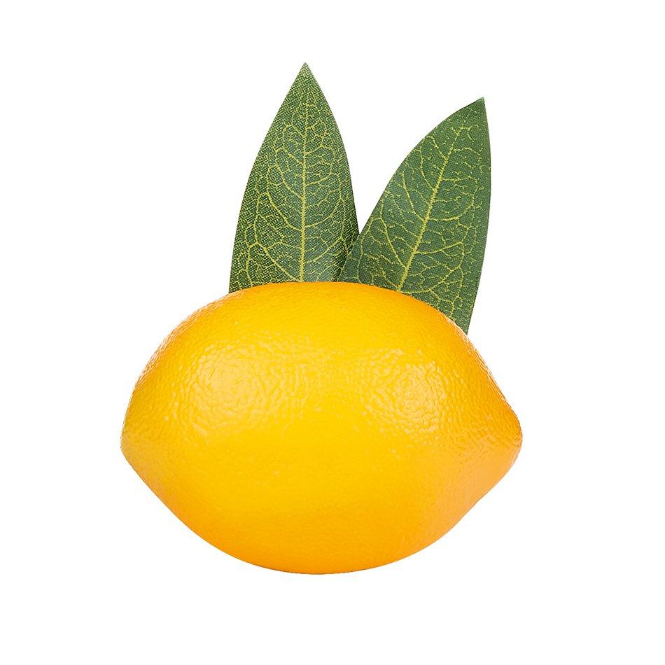Porta Guardanapo Limão Siciliano - Mameg