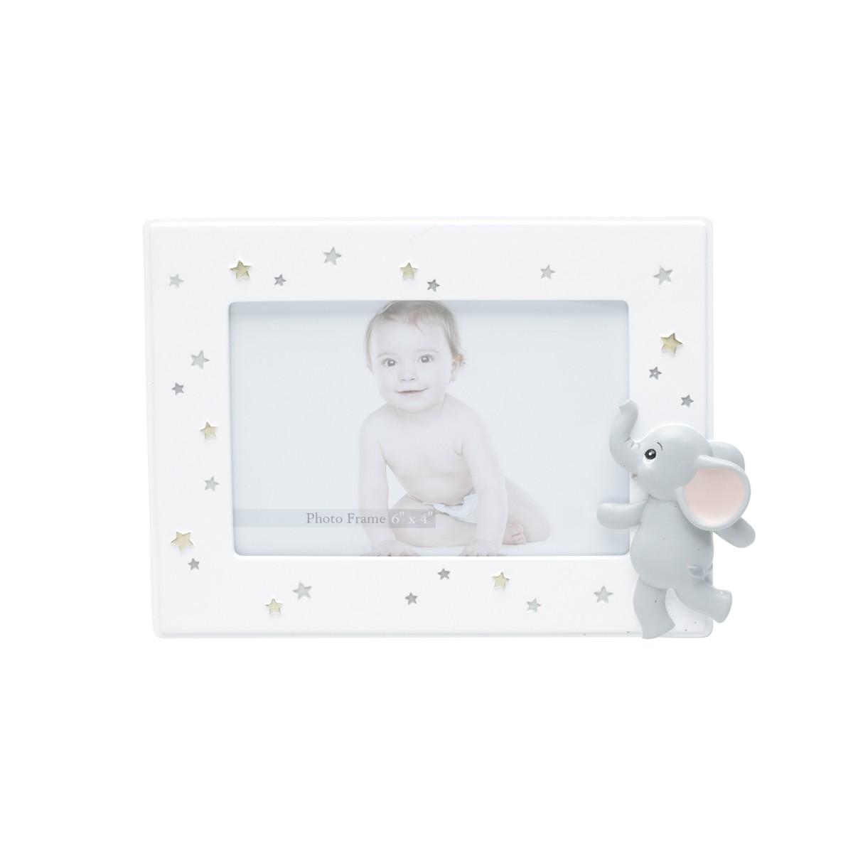 Porta-Retrato Poliresina Elefante - Wolff