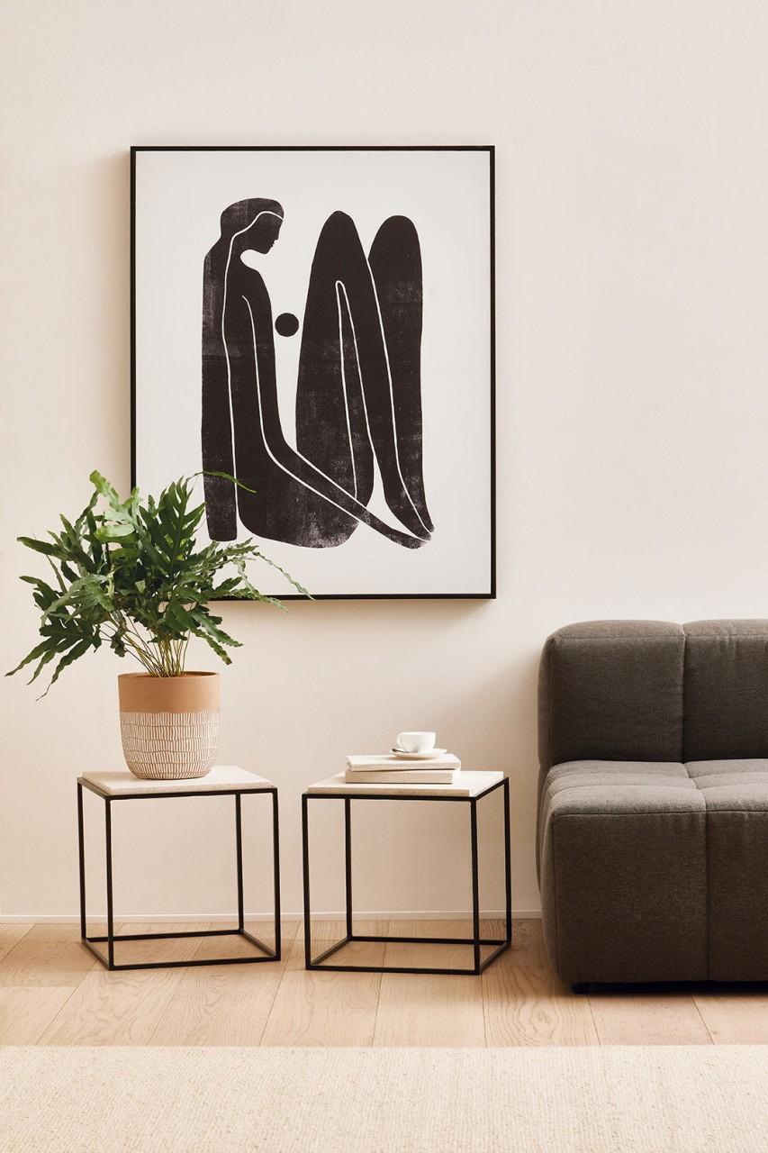 Quadro em Canvas  - Haus In