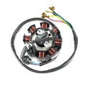 Estator Magneto Hunter125 / Max125 / Speed150 / Kansas150