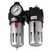 Filtro De Ar Lubrificador E Regulador De Pressão 1/2 - Potente