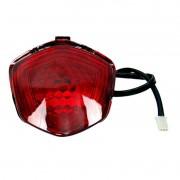 Lanterna Traseiro da FAN125-150 / TITAN150 14-15 / FAN160 / TITAN160 Completa
