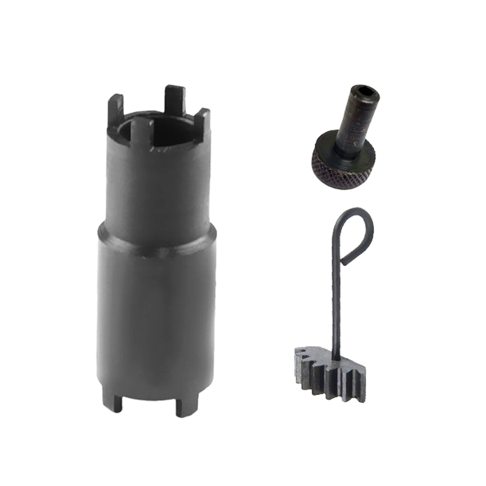 Chave Castelo Dupla + Trava Filtro + Regulador De Valvula