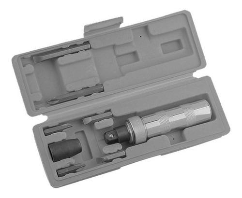 Chave de Impacto Manual Kit com 6 Peças - Western