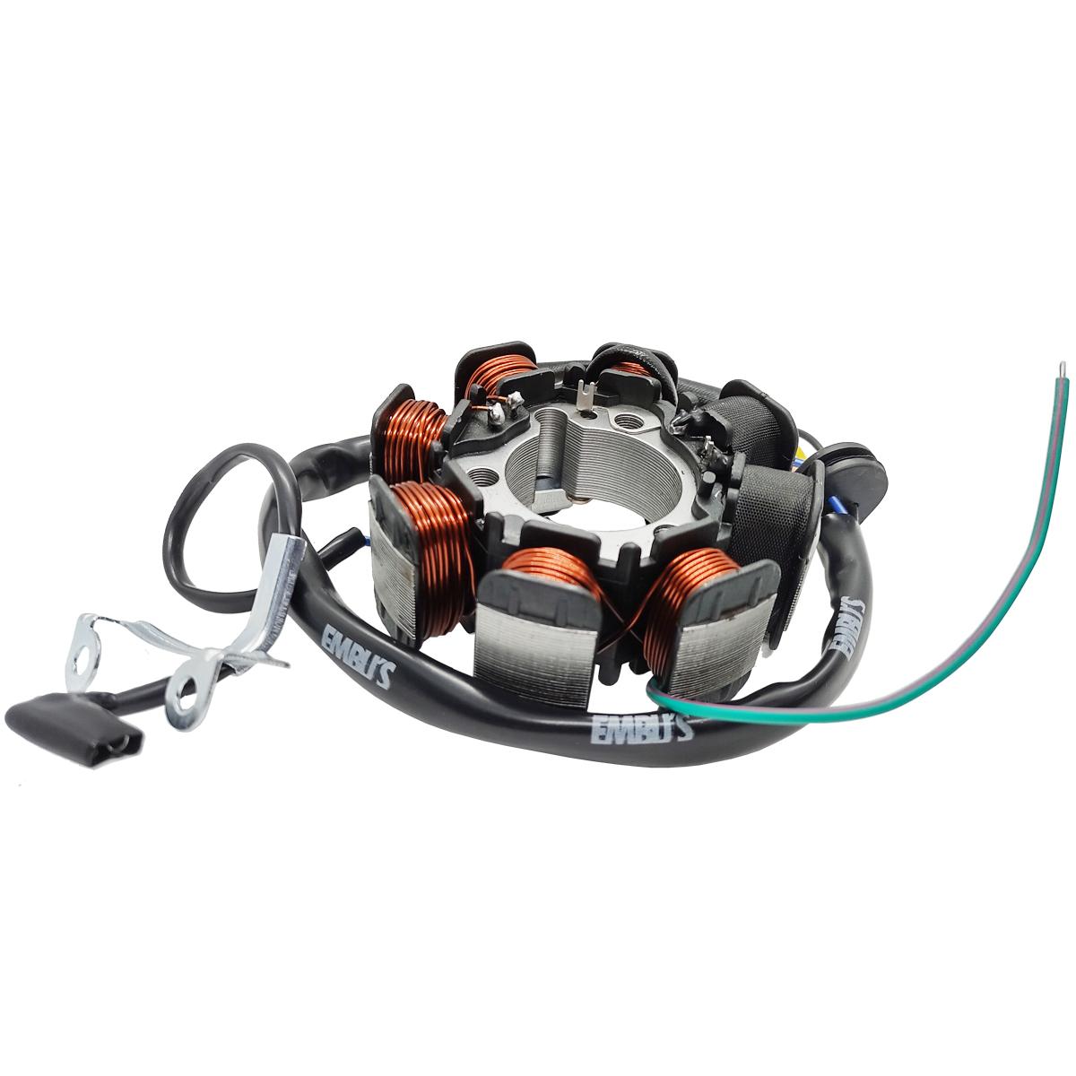 Estator Magneto XR / NX / CBX 200 STRADA / NX / CBX 150