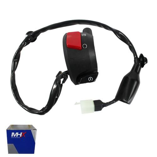 Interruptor Chave De Partida Xre190 16-19 (Ld)