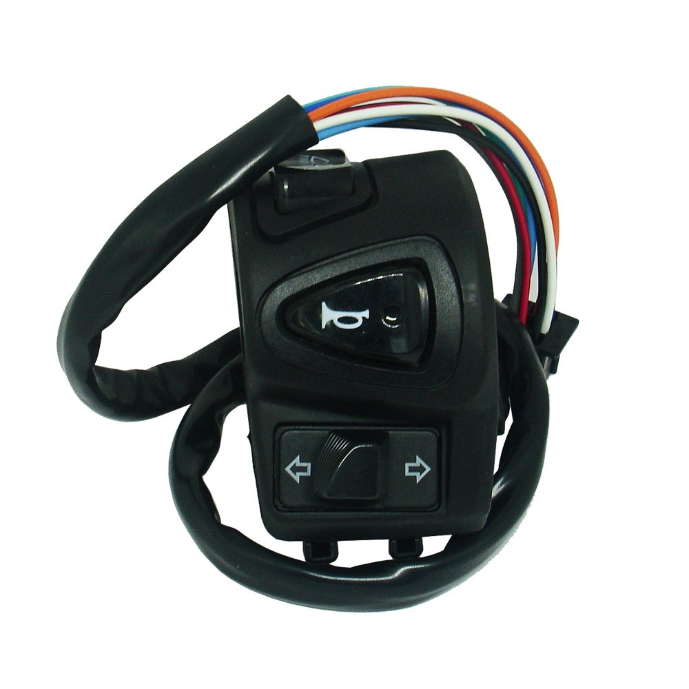 Interruptor Chave Luz PCX 150 ate 2015 8 fios