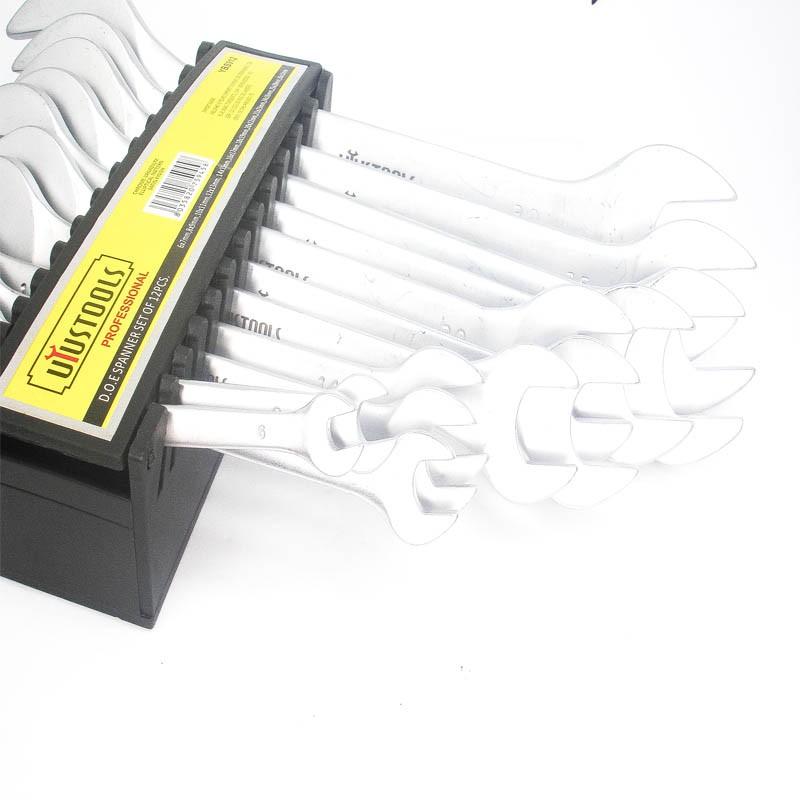 Jogo De Chave Fixa Cromo 6 a 32 mm