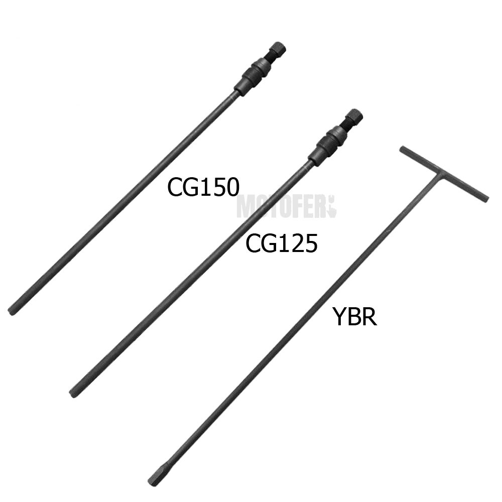 Kit Desmontador e montador de bengalas YBR / CG 125 e 150