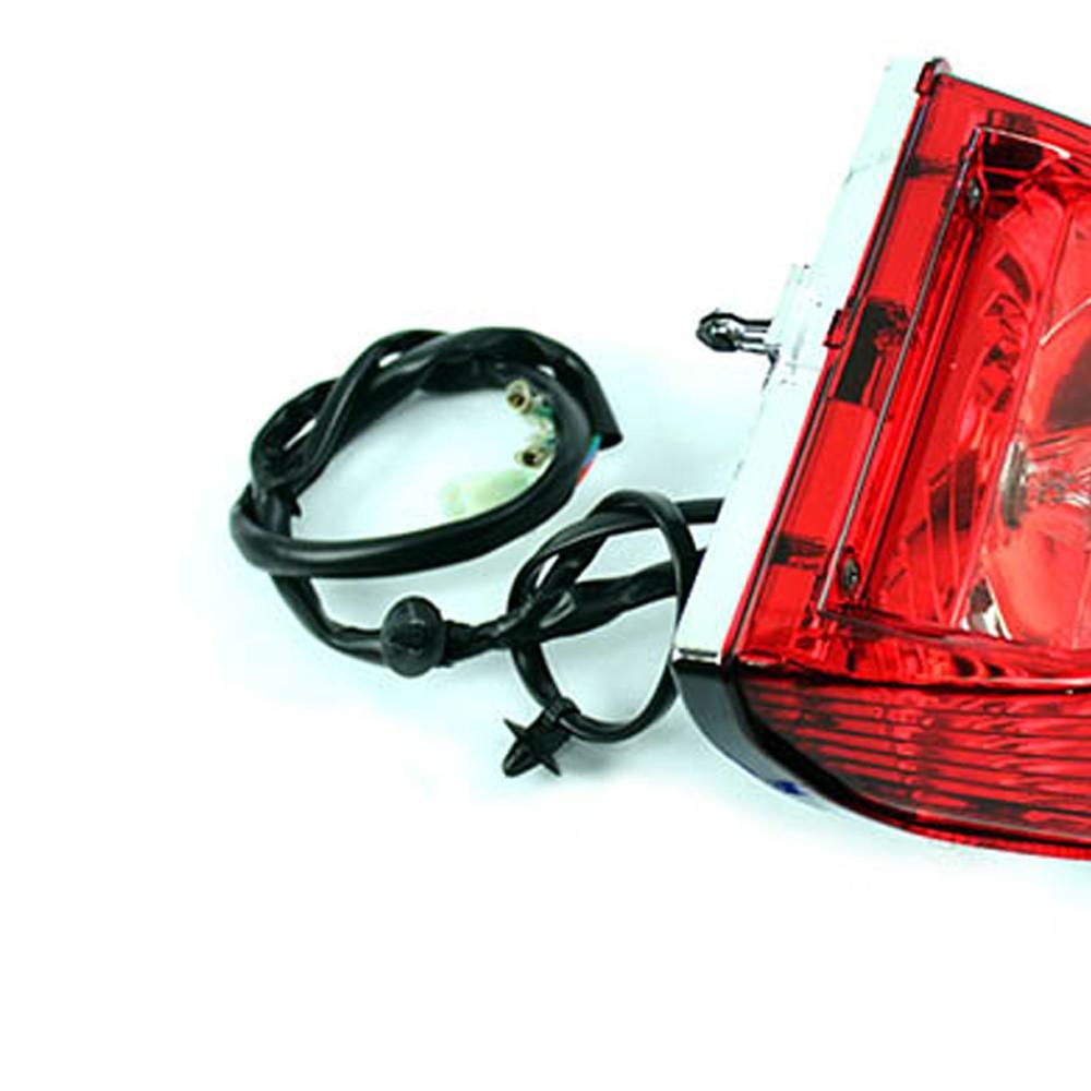 Lanterna Traseiro da POP110i Completa