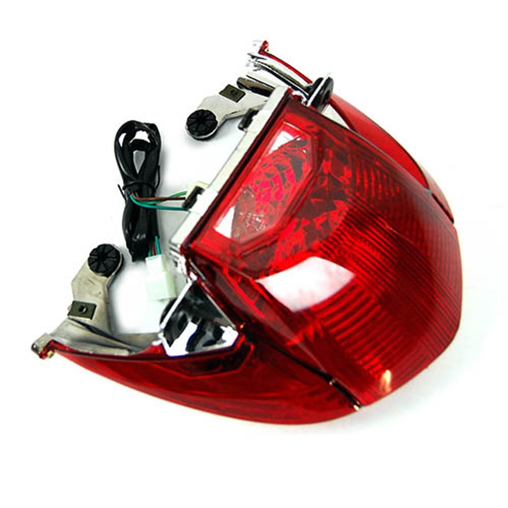 Lanterna Traseiro da Shineray Jet50 14- Completa