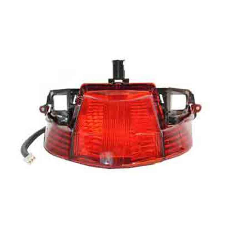 Lanterna Traseiro da BIZ 125 11-17 / BIZ100 12-15 / BIZ110i 16-17 Completa