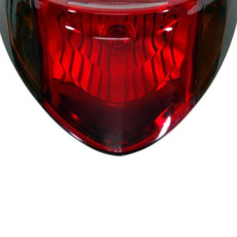 Lanterna Traseiro da FAN150/TITAN150 09-13 Completa