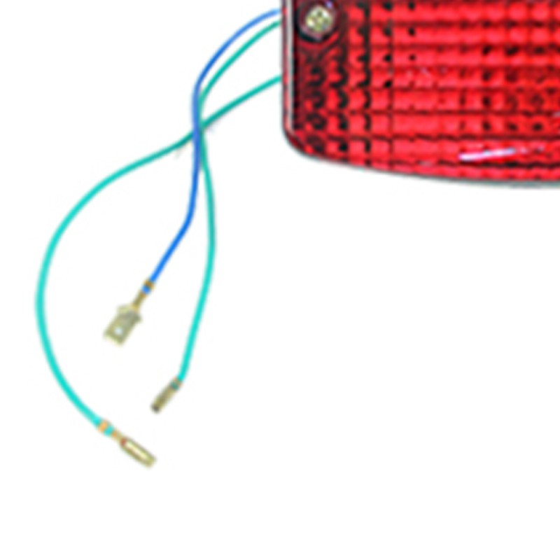 Lanterna Traseiro da XLS125 / TODAY125 -94 / TITAN 125 95-99