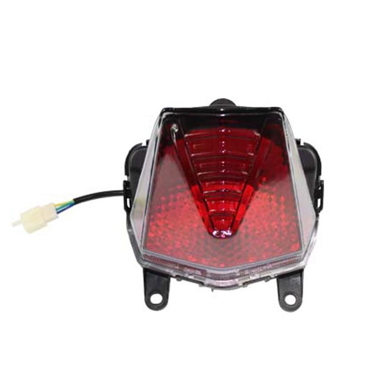Lanterna Traseiro da Xre190 Completa