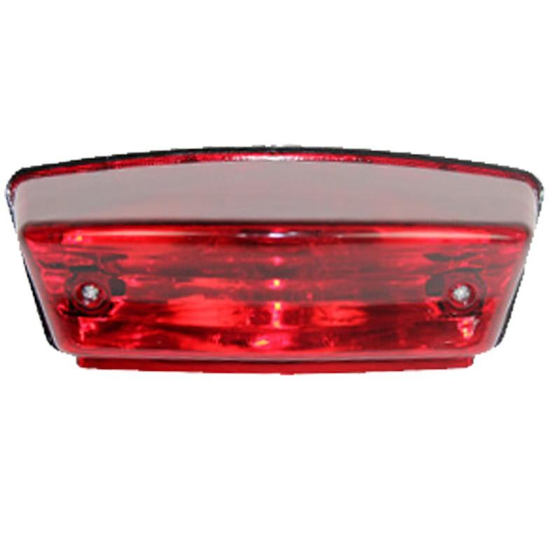 Lanterna Traseiro da YBR 125 05-08 Completa