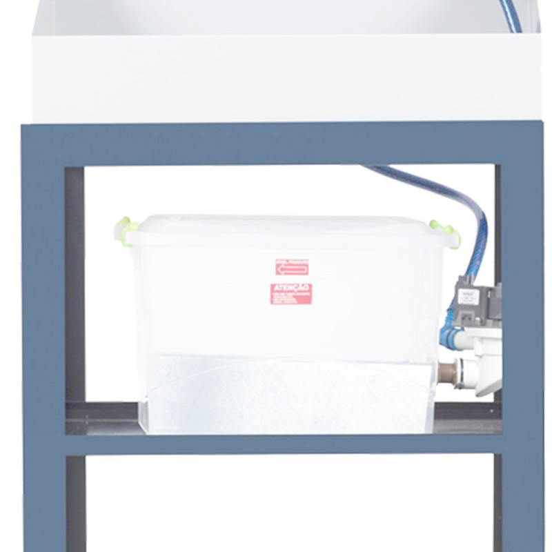 Lavadora de Peças Aberta - ORK LAV-003