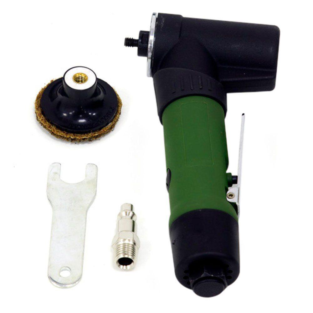 Lixadeira Roloc Pneumatica 2- Potente