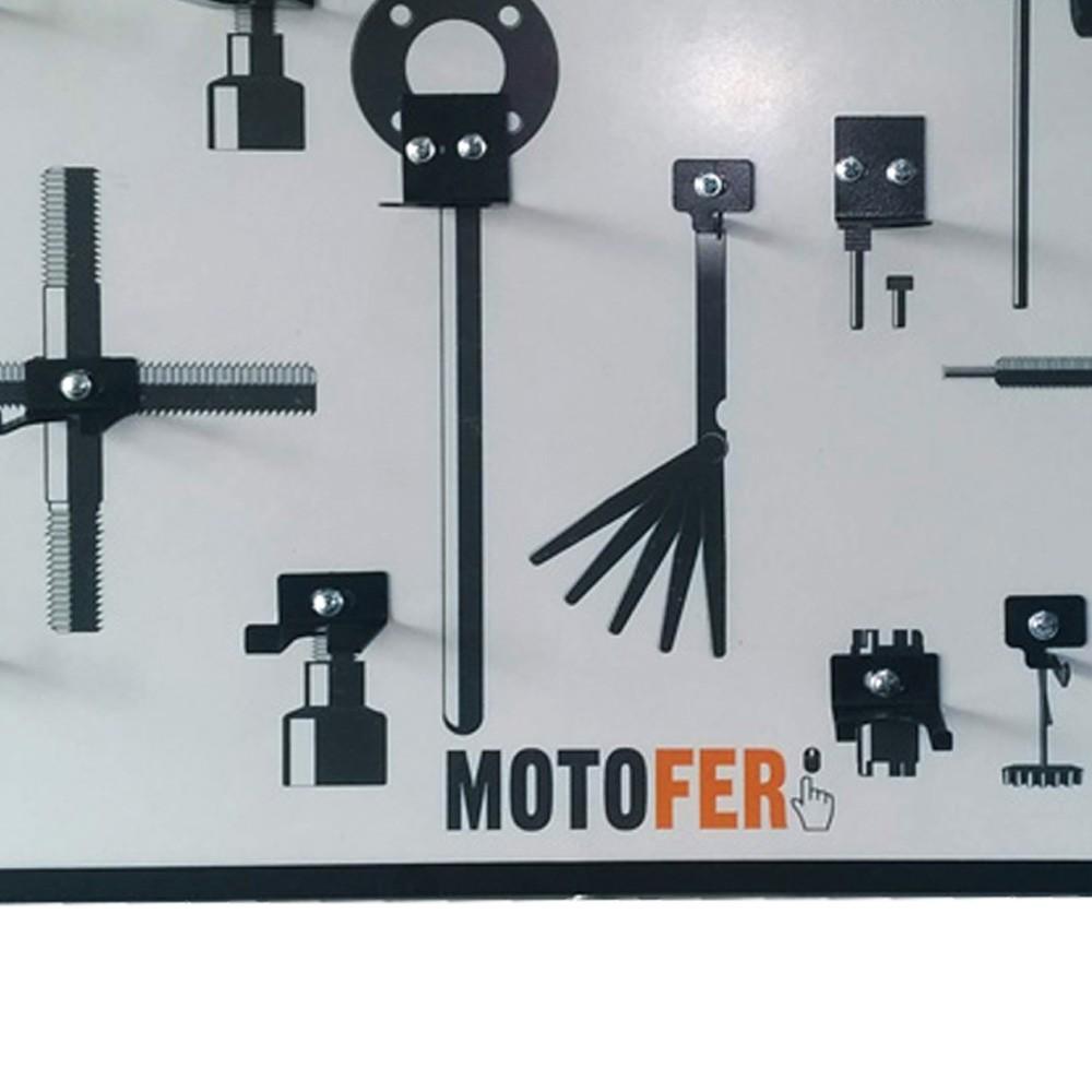 Painel para Ferramentas Especiais de Motos