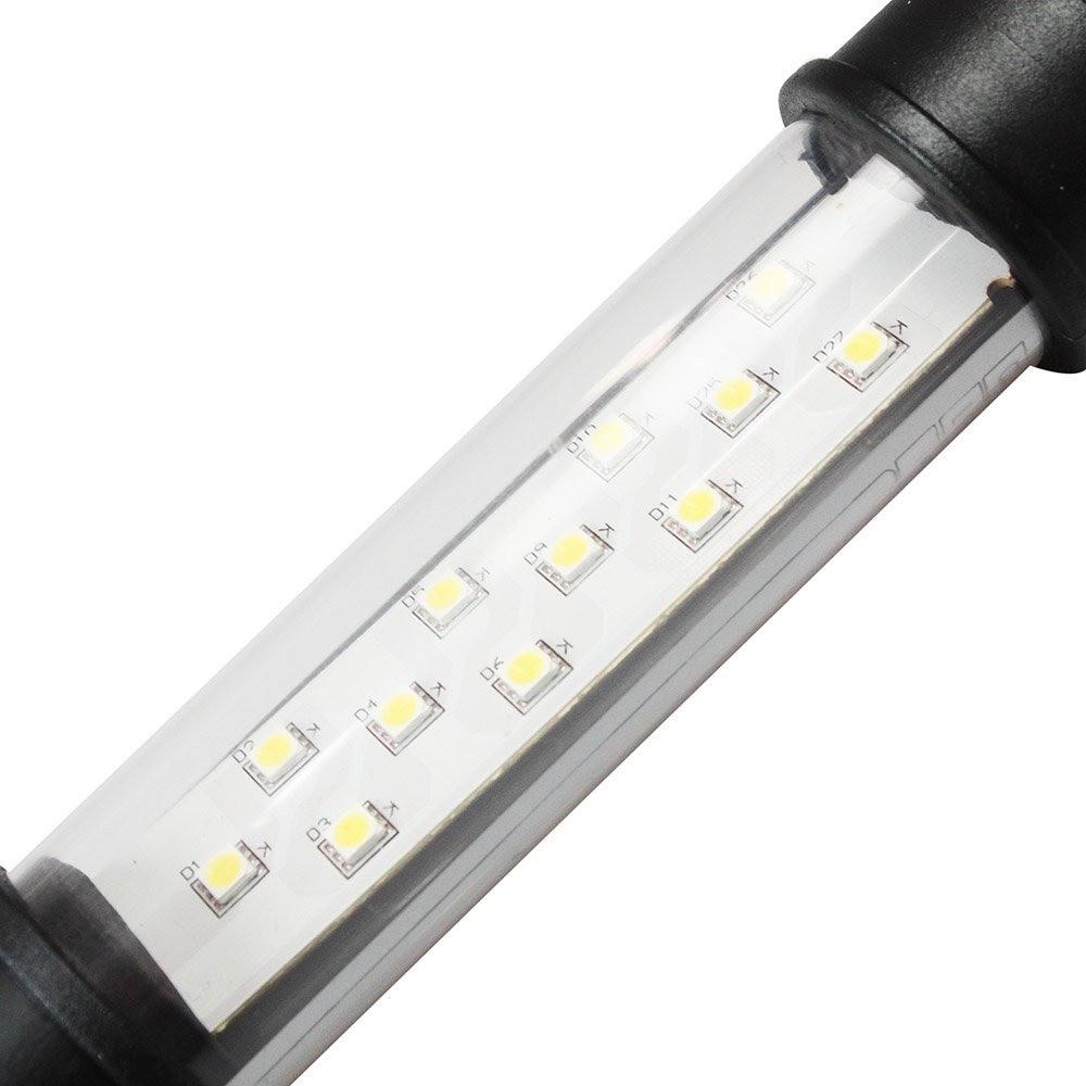 Pendente Automotivo com 12 LED e Plug Bivolt - SUPERSAFE-51516