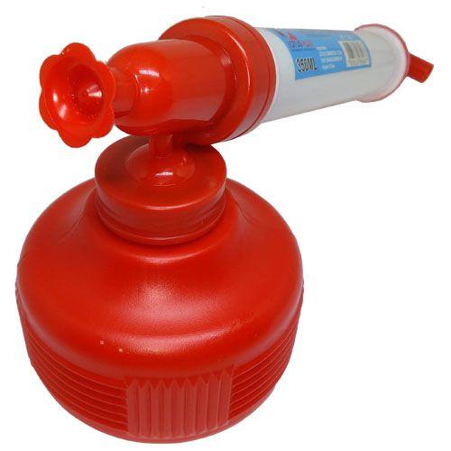 Pulverizador Manual Bomba Flitz 350 Ml