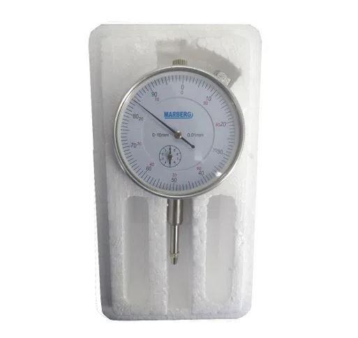 Relógio Comparador Com Orelha - Marberg