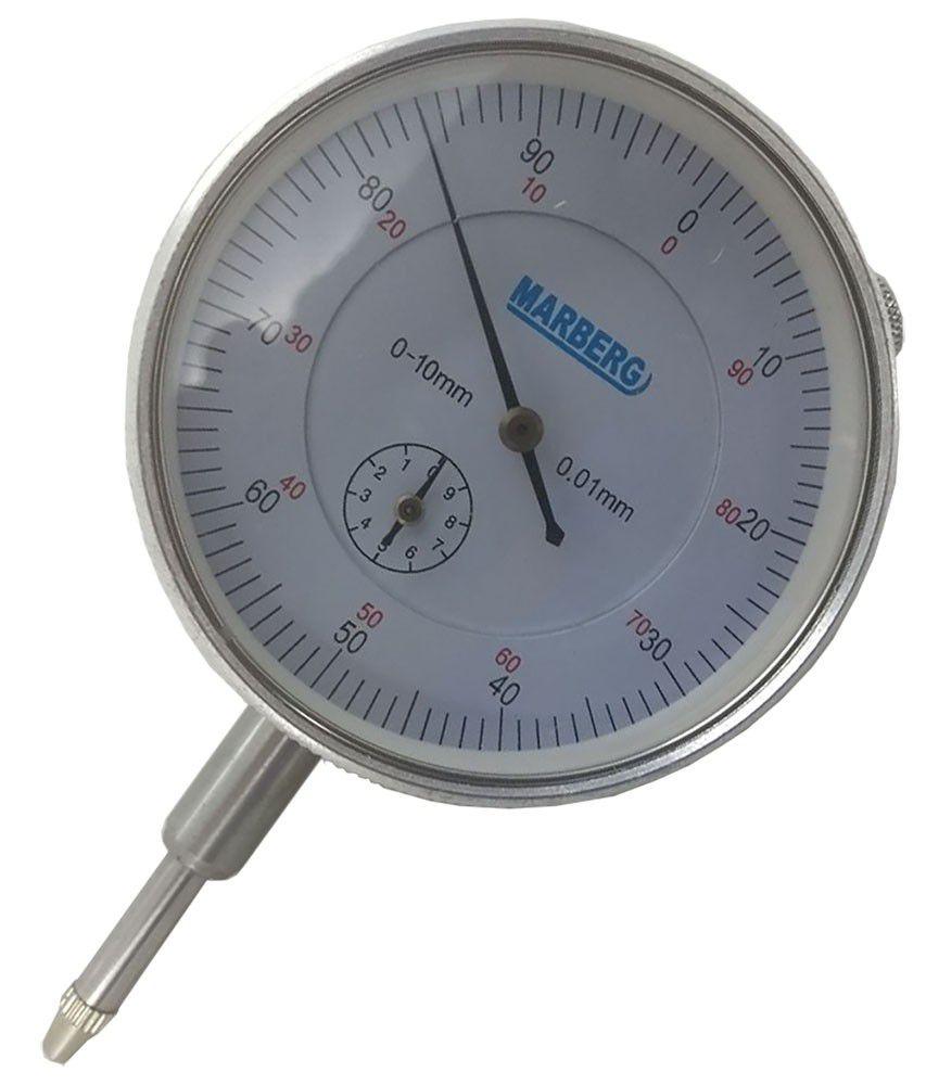 Relógio Comparador, Haste Pms
