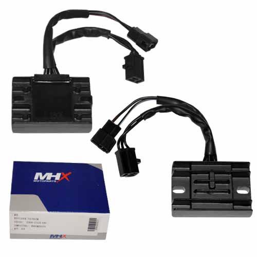 Regulador Voltagem Burgman125I 05-17 / Yes125 08-11