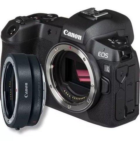 Adaptador Para Montagem Canon EF-EOS R
