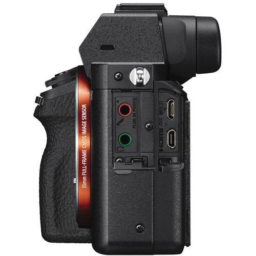 Câmera Alpha a7 II Corpo