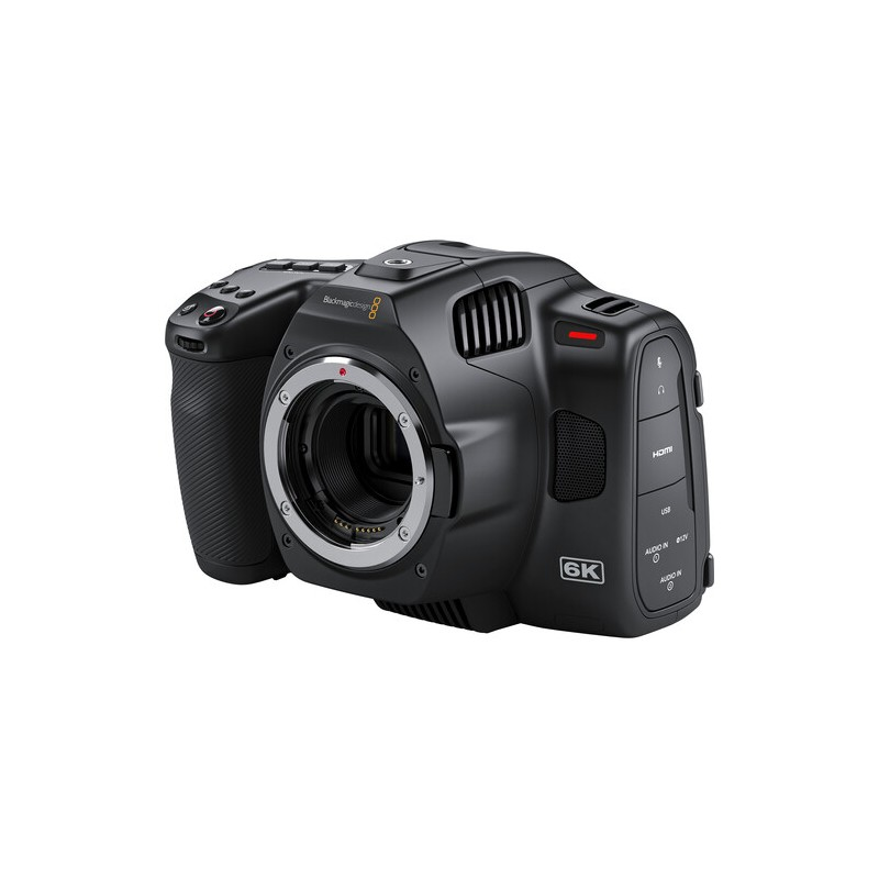 Blackmagic Câmera Cinema Pocket 6k Pro