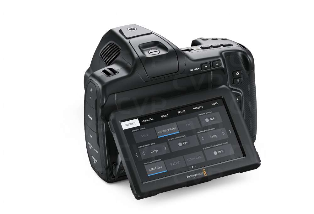 Blackmagic Câmera Cinema Pocket 6k Pro