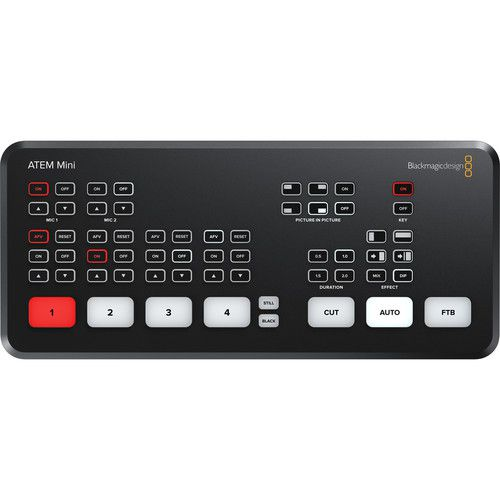 Blackmagic Design  ATEM Mini HDMI Switcher