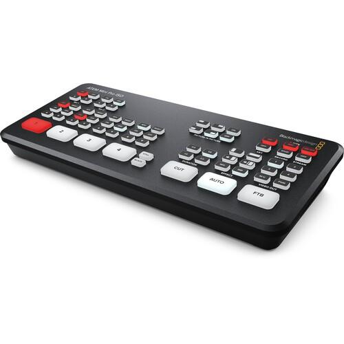 Switcher HDMI BlackmagicDesign ATEM Mini Pro ISO