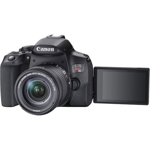 Câmera Canon EOS Rebel T8i DSLR 18-55mm