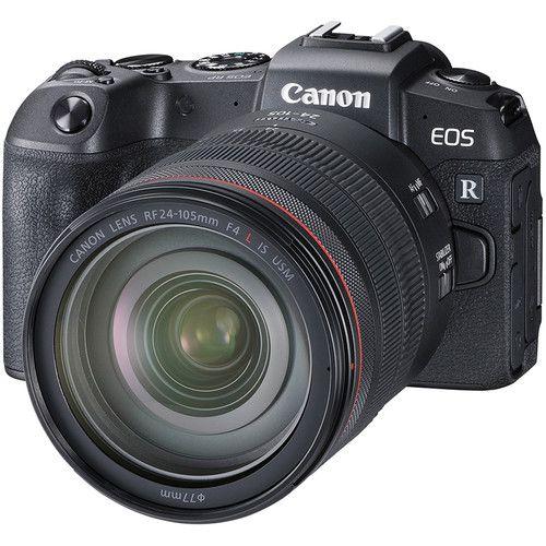 Câmera Canon EOS RP c/ Lente 24-105mm