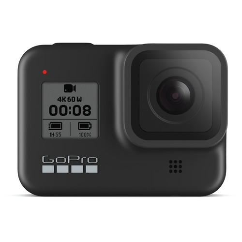 Câmera de Ação GoPro HERO 8 Black 4k  Special Bundle