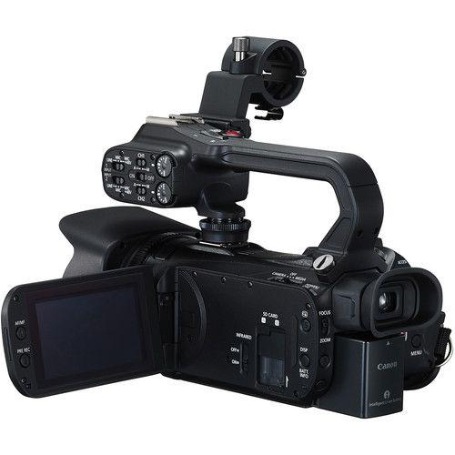 Câmera de vídeo profissional Canon XA45 UHD 4K