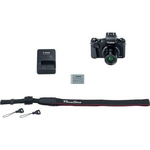 Câmera digital Canon PowerShot G1 X Mark III