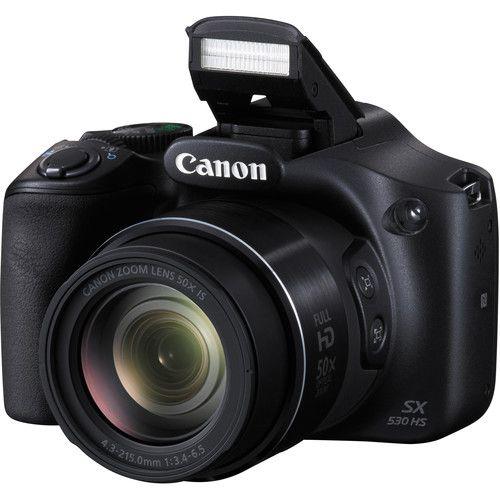 Câmera Digital Canon PowerShot SX530 HS