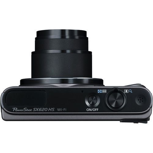 Câmera digital Canon PowerShot SX620 HS (Preta)
