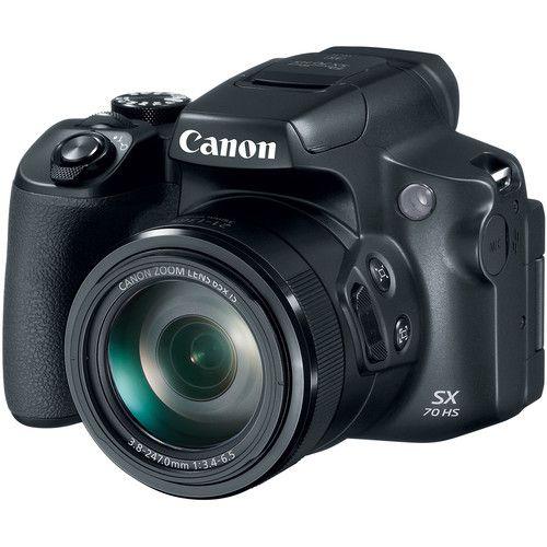 Câmera digital Canon PowerShot SX70 HS