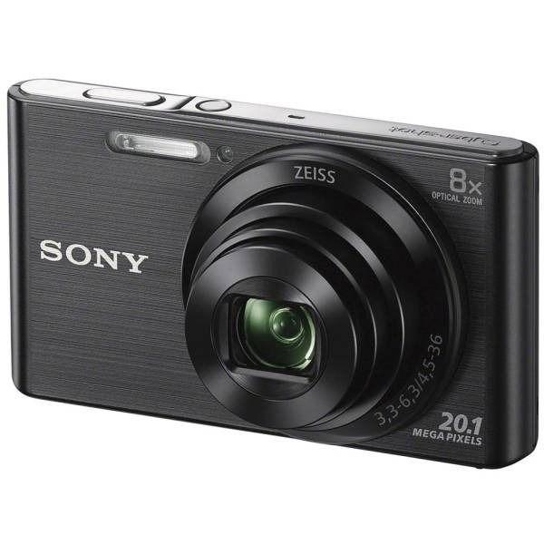 Câmera digital Sony Cyber-Shot DSC-W830 (Preta)