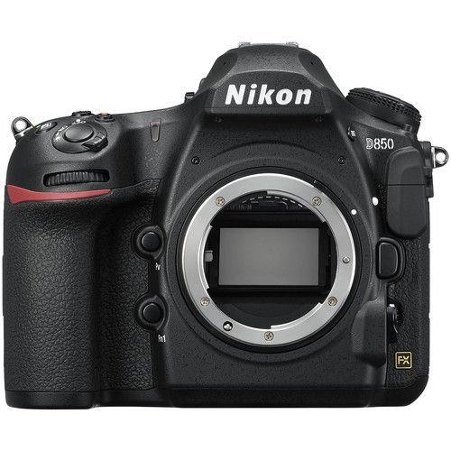 Câmera DSLR Nikon D850 Corpo