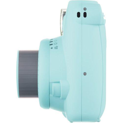 Câmera Instantânea de Filme FUJIFILM INSTAX Mini 9 (Azul Bebê )
