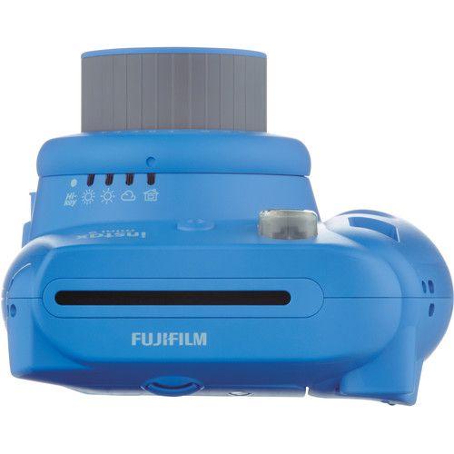 Câmera Instantânea de Filme FUJIFILM INSTAX Mini 9 (Azul Cobalto)