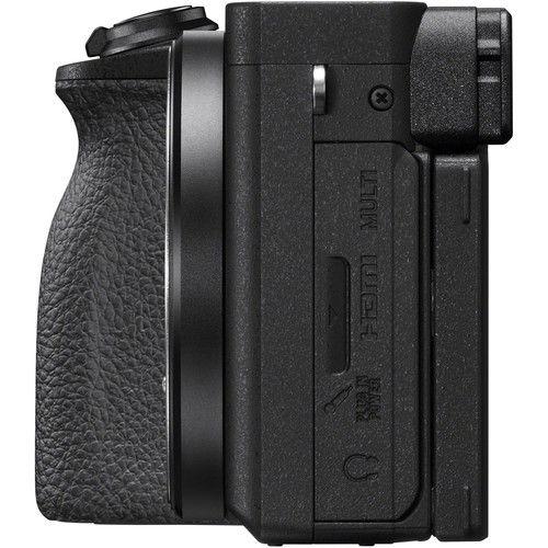 Câmera Mirrorless Sony Alpha a6600 4K (Corpo)