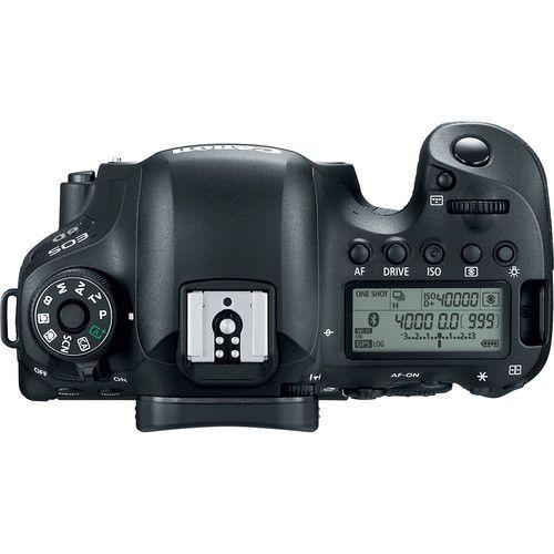 Câmera Canon EOS 6D Mark II DSLR  Corpo
