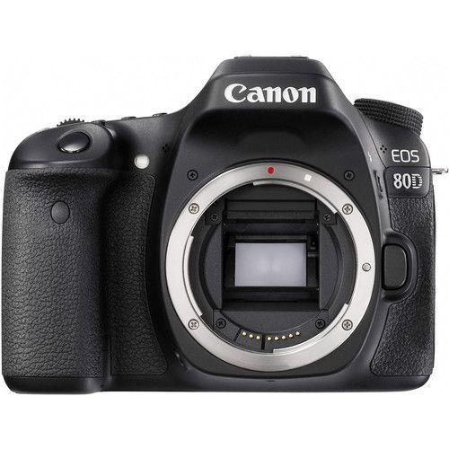 Câmera Canon EOS 80D DSLR Corpo